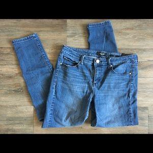 Nine West Skinny Fit Jeans